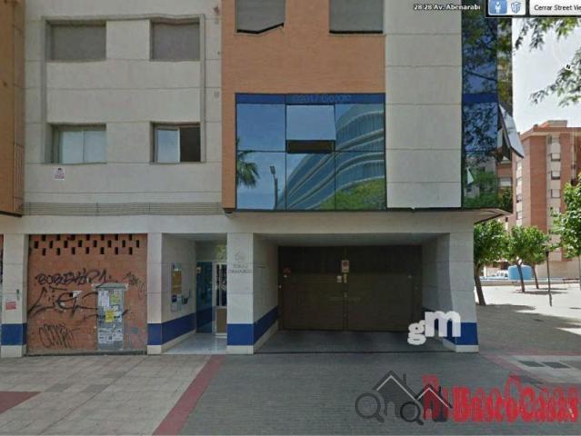 Alquiler de garaje en Murcia