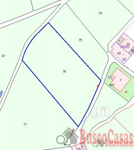 For sale of land in Alcantarilla