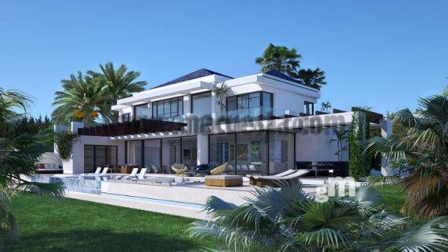 For sale of villa in Benahavís