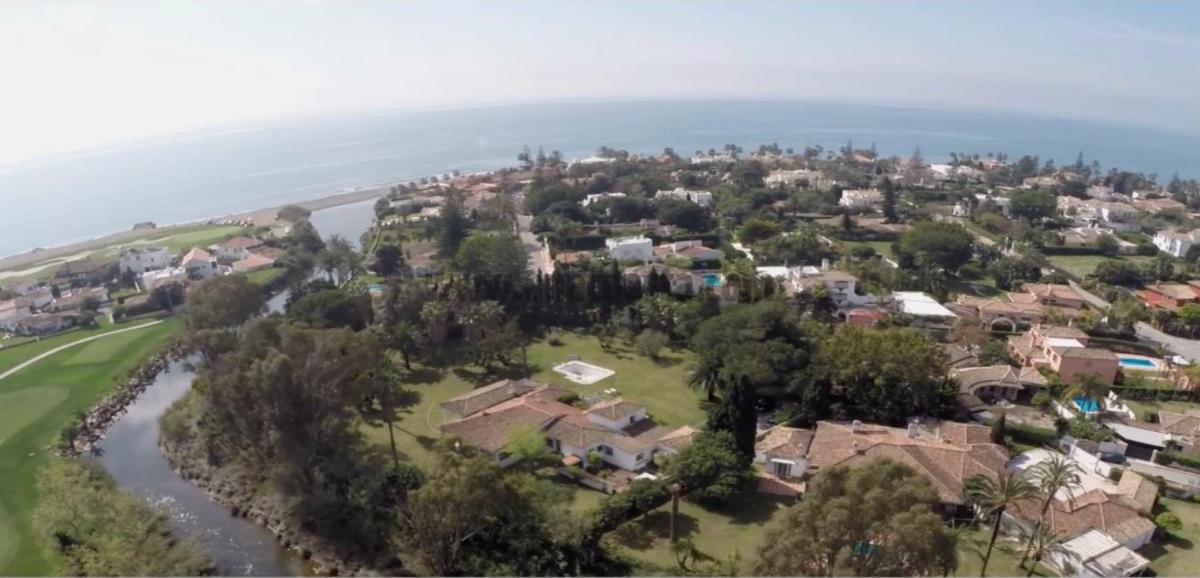 For sale of land in San Pedro de Alcántara