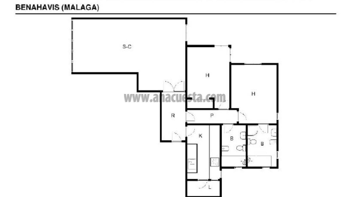 Vente de appartement dans Benahavís