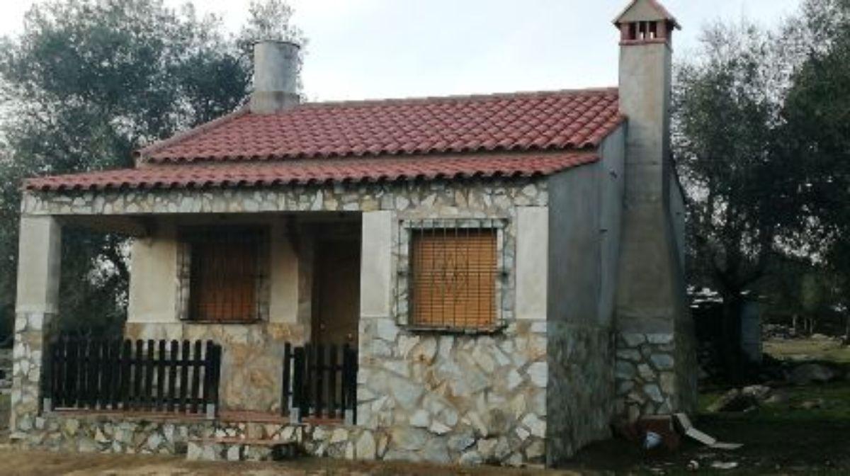 For sale of rural property in Fregenal de la Sierra