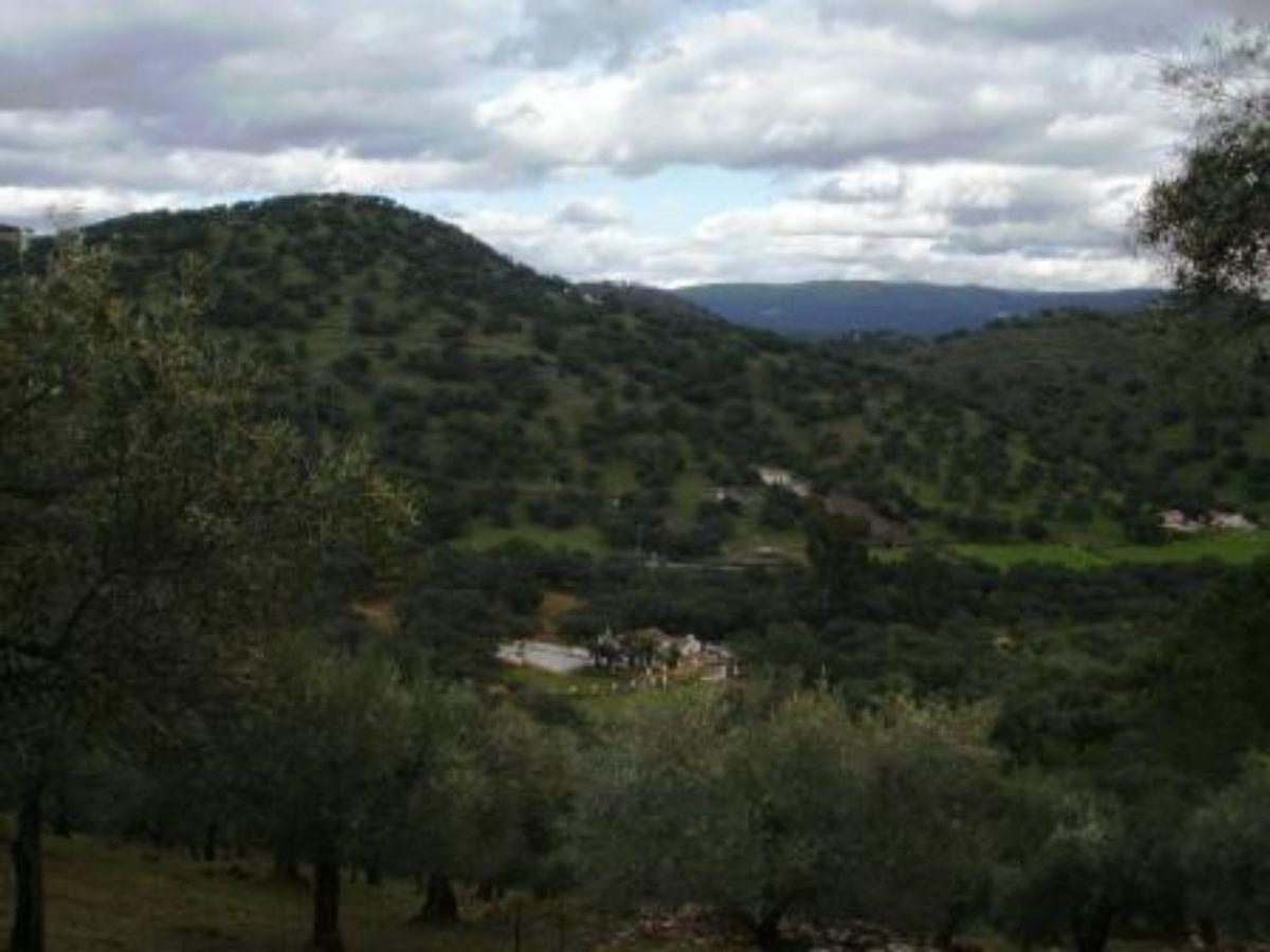 For sale of rural property in Fuentes de León