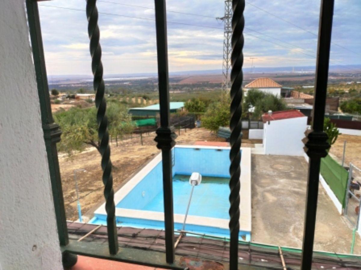 For sale of rural property in Sanlúcar la Mayor