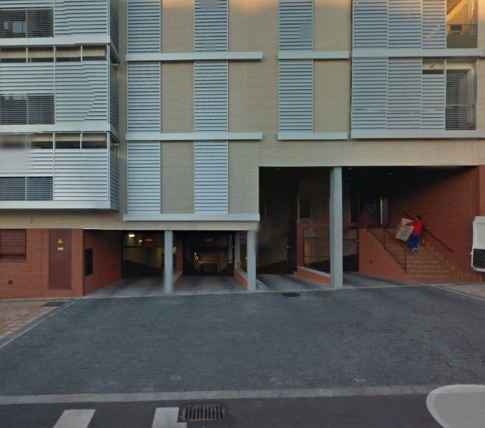 For rent of garage in Getafe