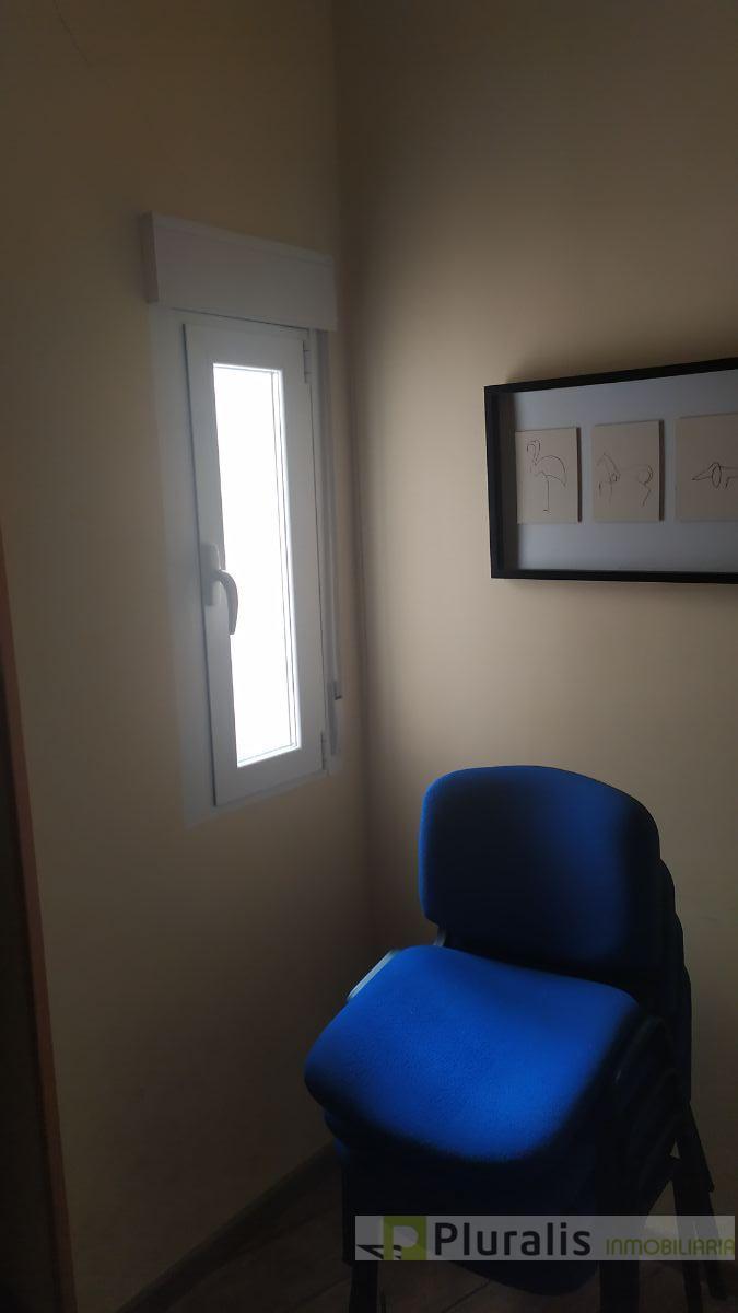 Alquiler de oficina en Getafe