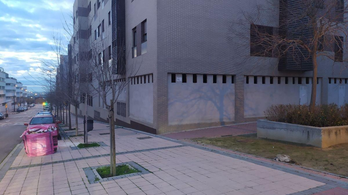 For rent of commercial in Getafe