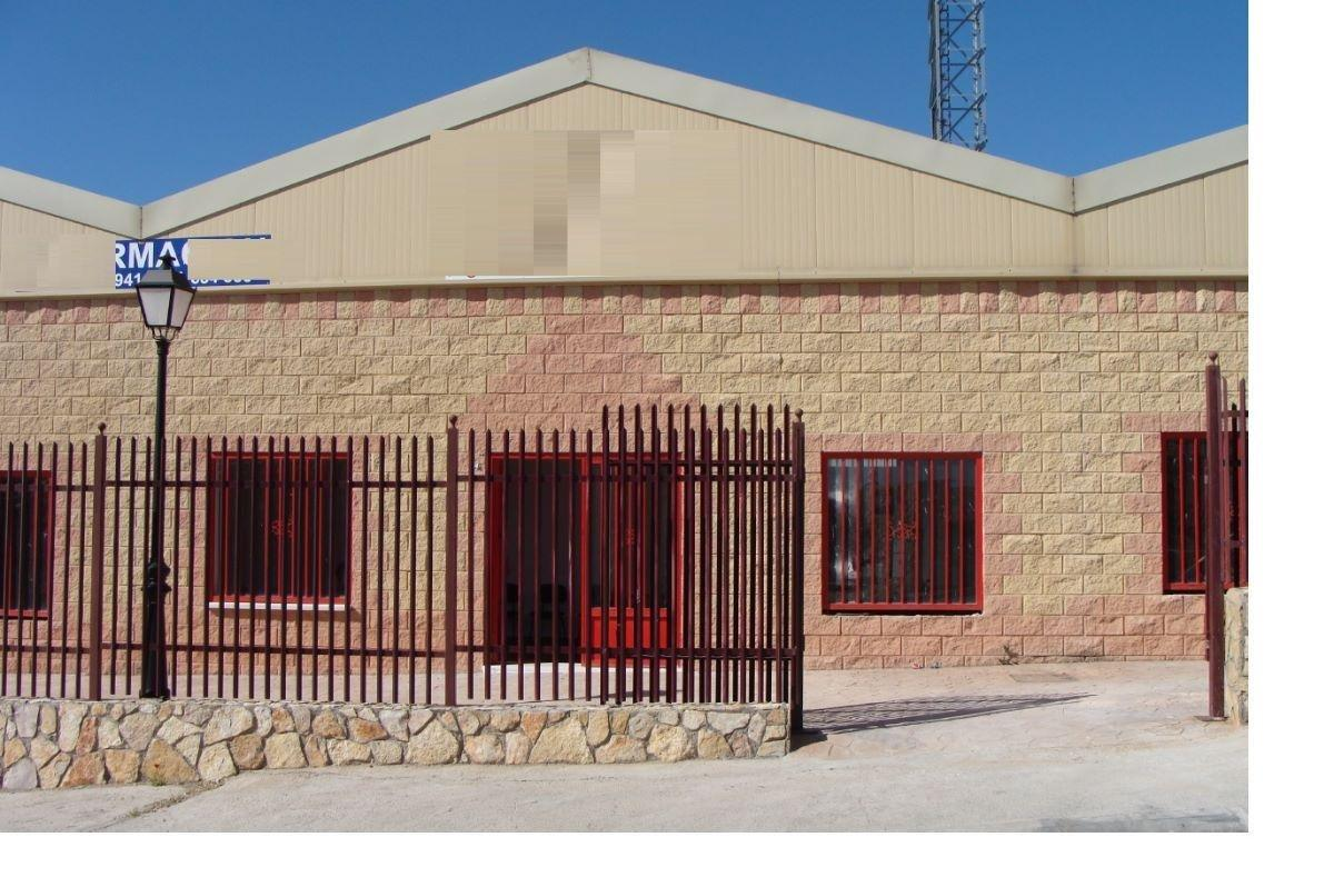 For sale of industrial plant/warehouse in Barajas de Melo