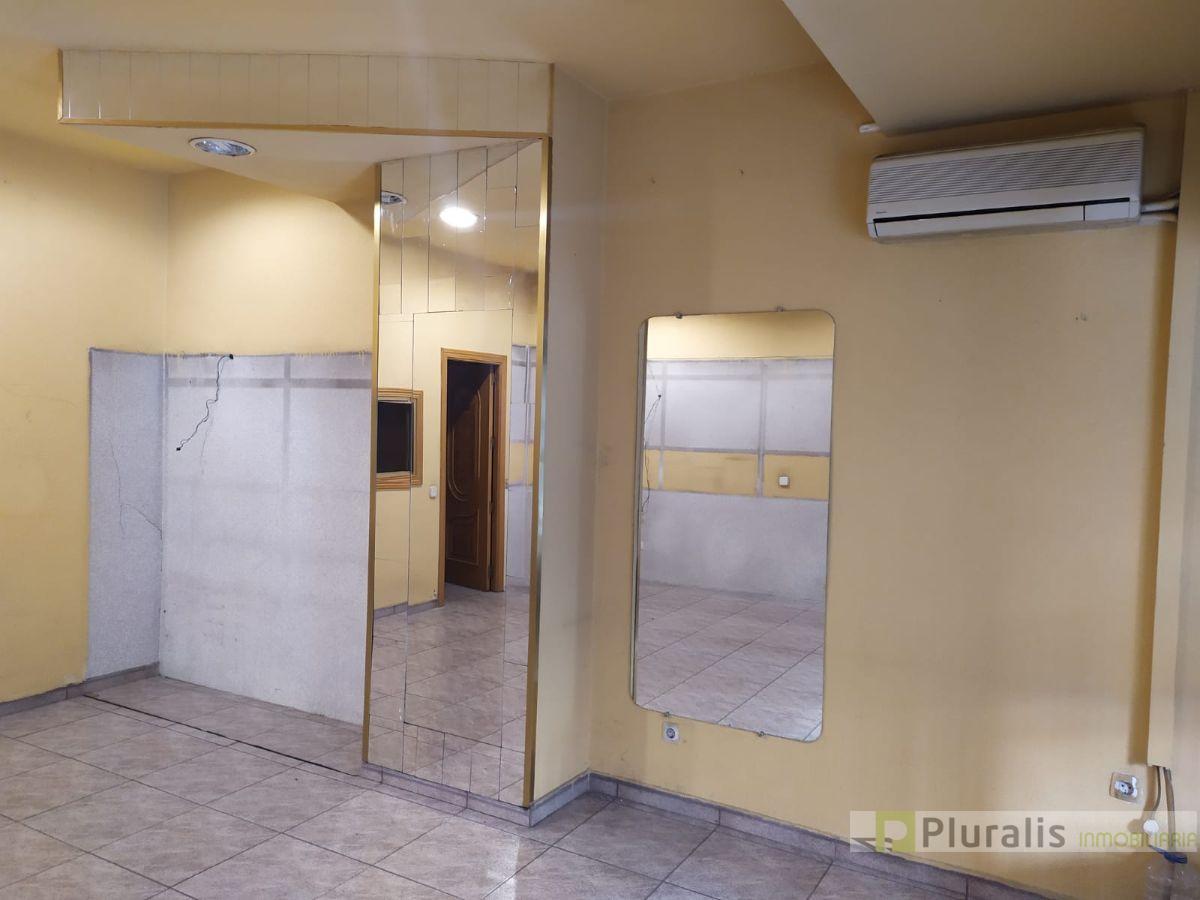 Alquiler de local comercial en Getafe