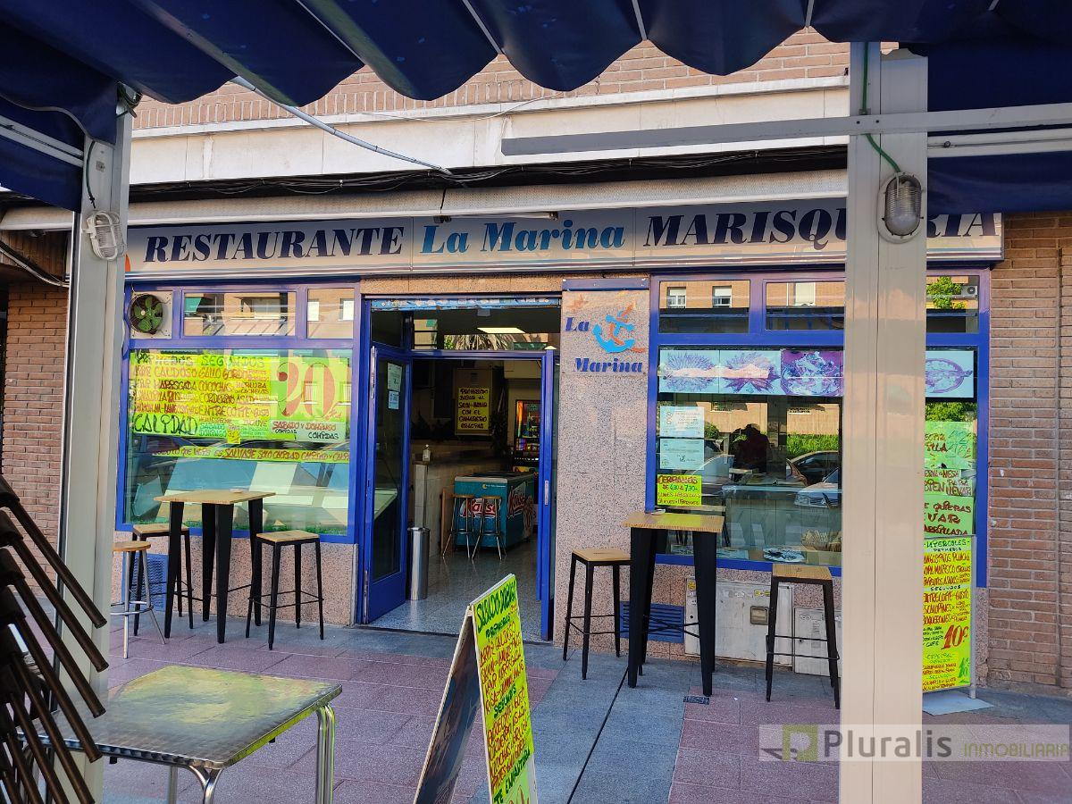 For sale of commercial in Getafe