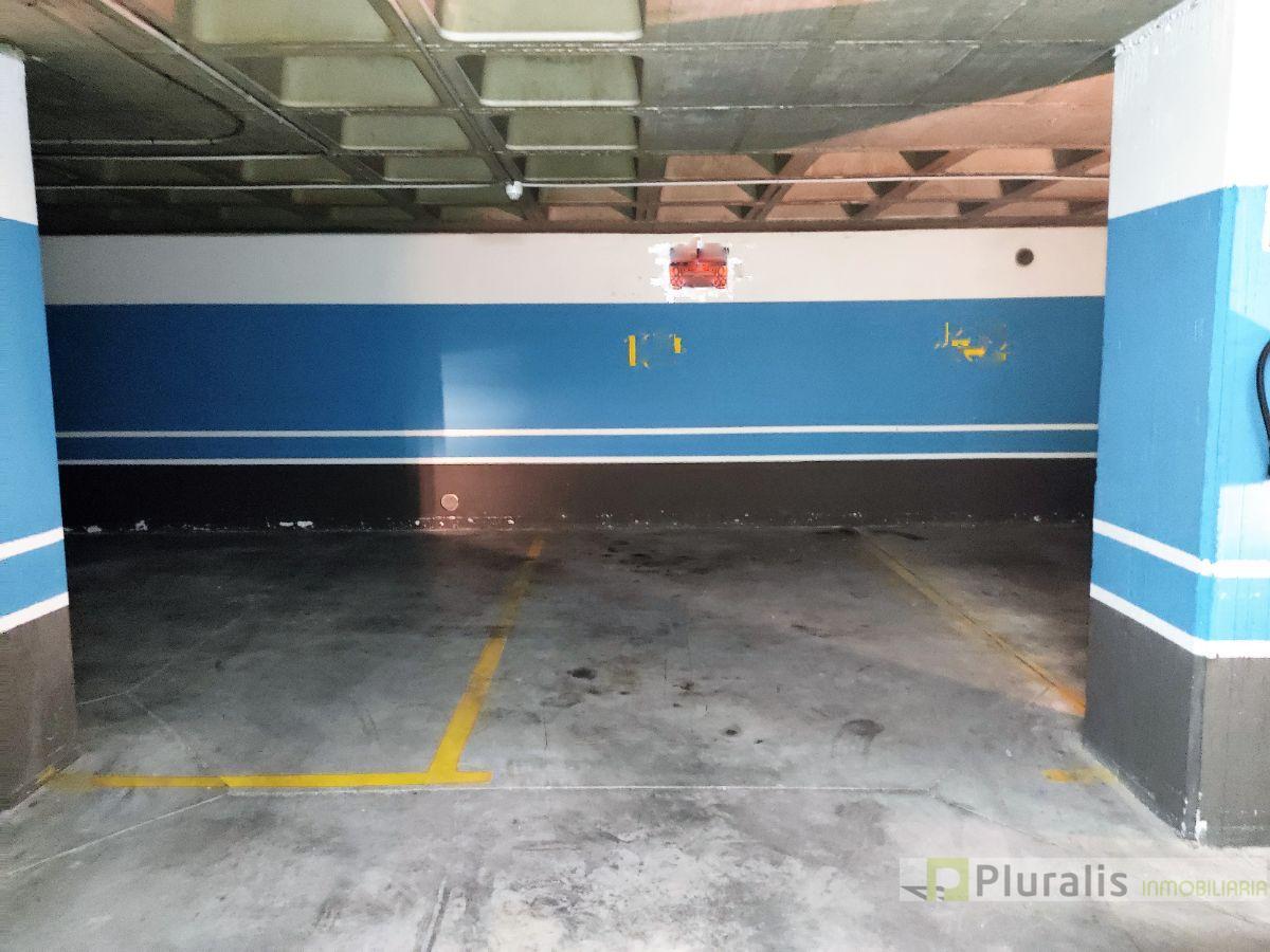 Alquiler de garaje en Getafe