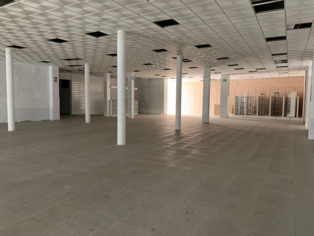 For rent of industrial plant/warehouse in Boadilla del Monte