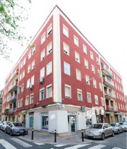 For sale of building in Madrid