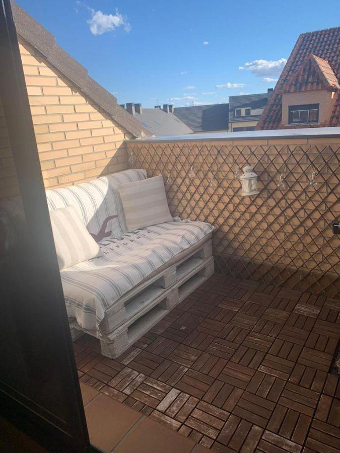 For sale of flat in Brunete