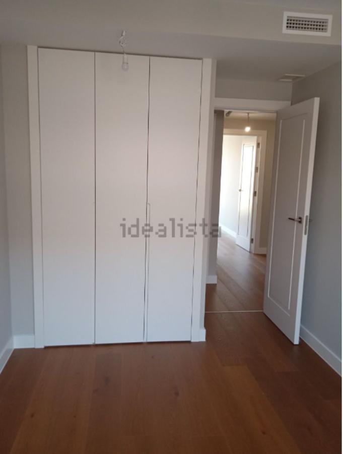 For rent of flat in Boadilla del Monte