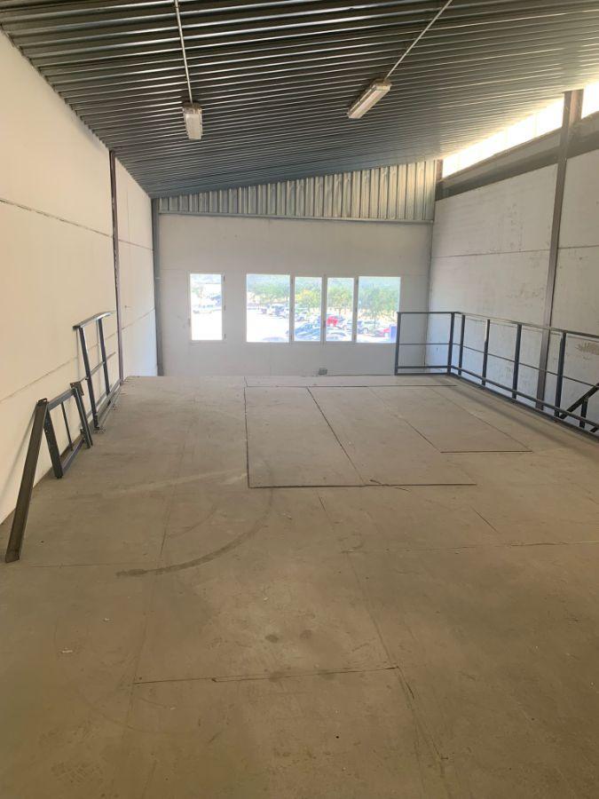 For rent of industrial plant/warehouse in Boadilla del Monte