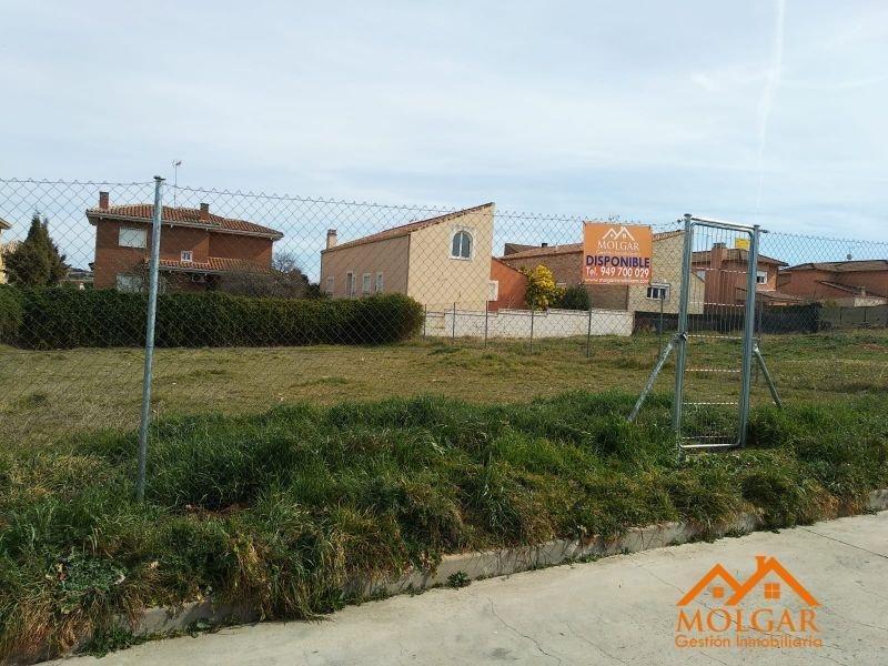 Venta de terreno en Torrejón del Rey