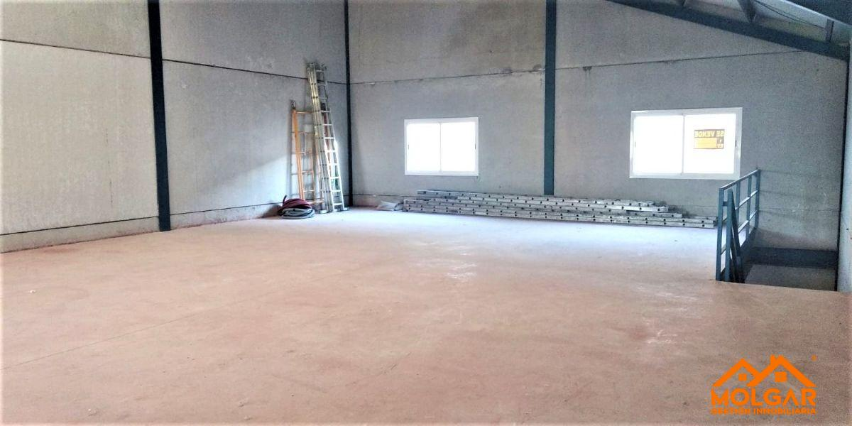 For sale of industrial plant/warehouse in El Casar