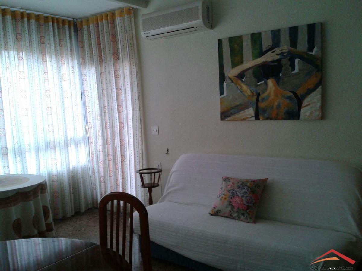 For rent of apartment in La Puebla de Farnals