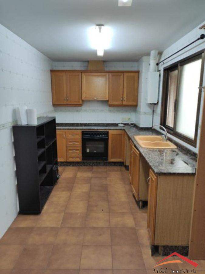 For rent of apartment in Museros