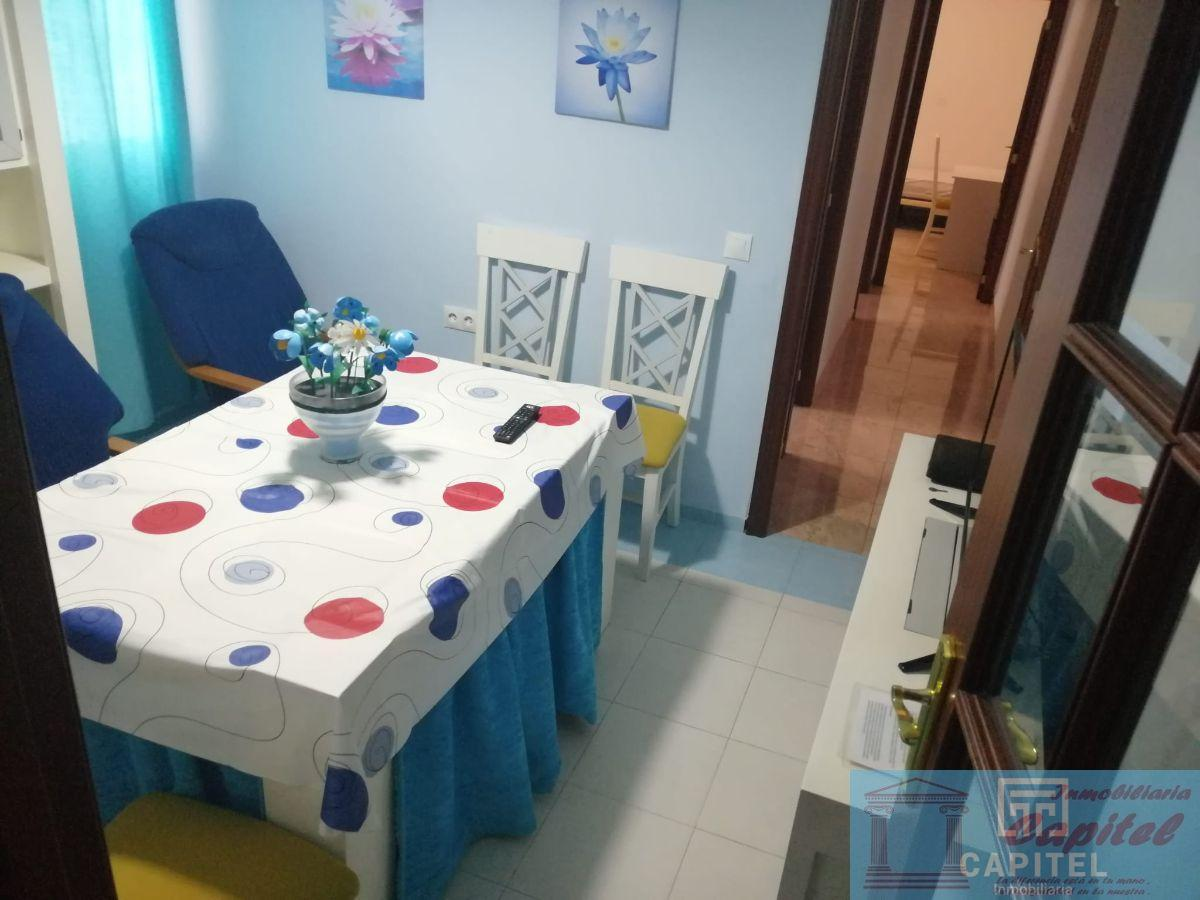 For rent of flat in Córdoba