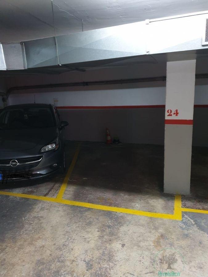 Venta de garaje en Barcelona