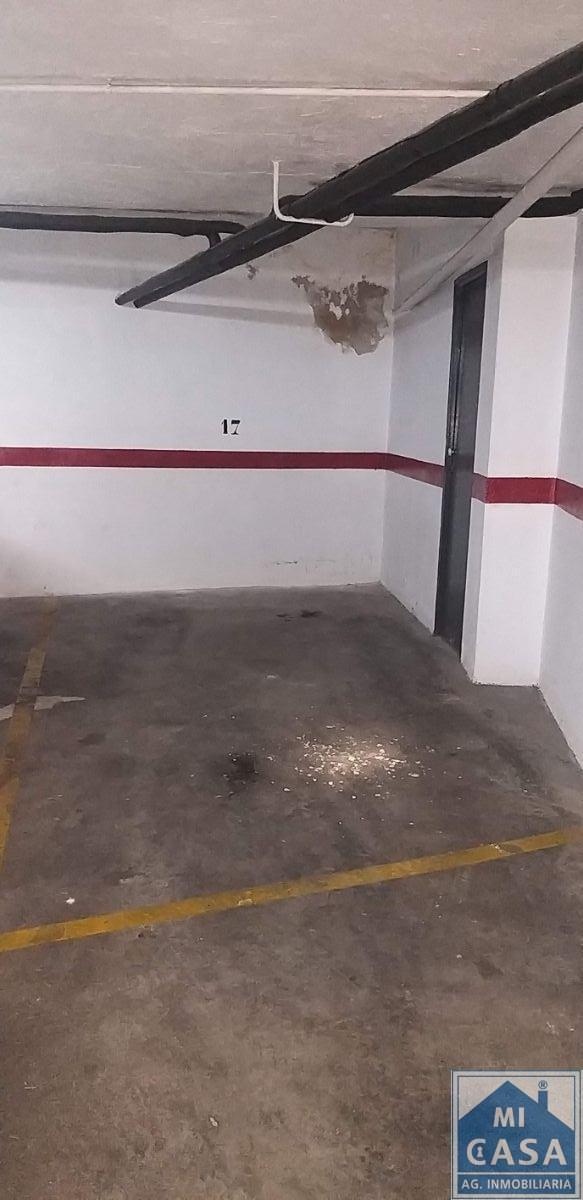 Venta de garaje en Mérida
