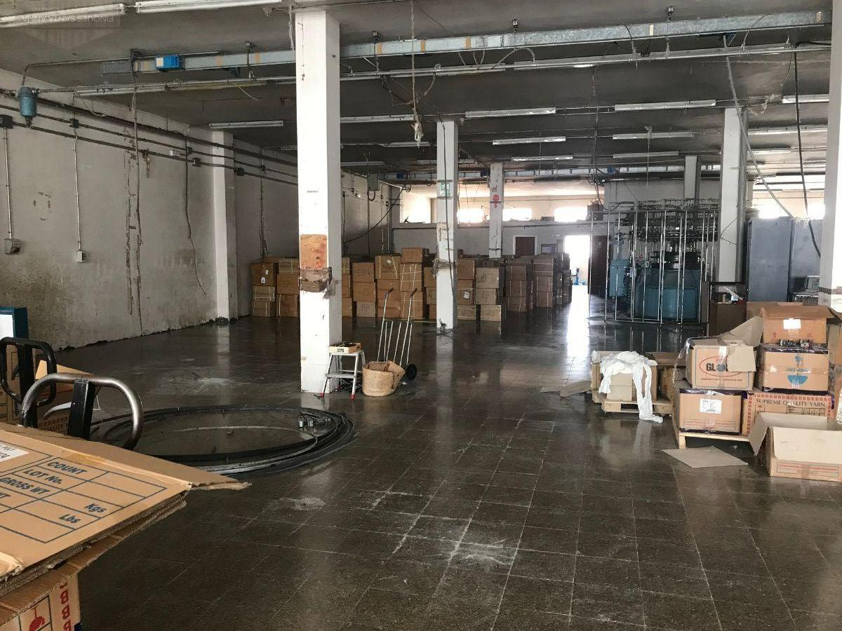 For sale of industrial plant/warehouse in Mataró