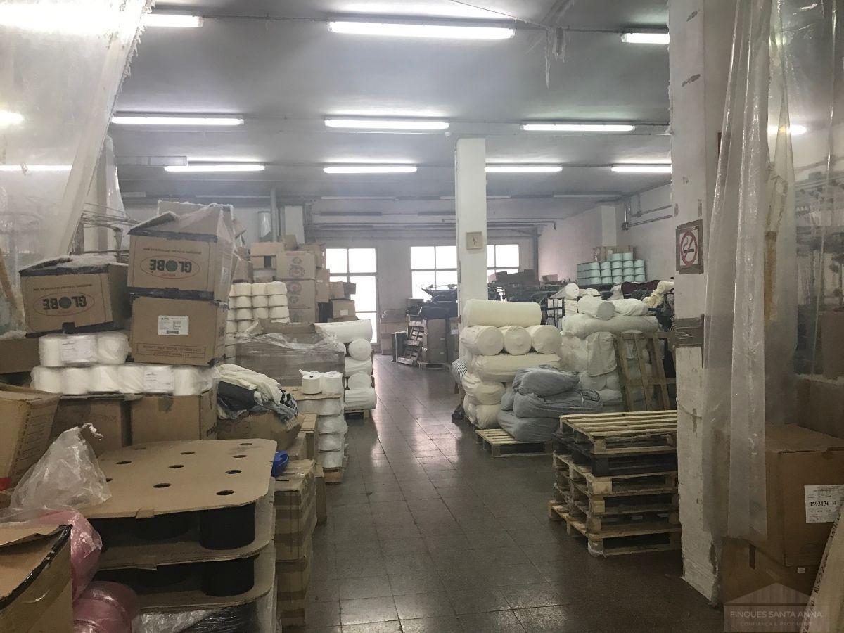 Venta de nave industrial en Mataró