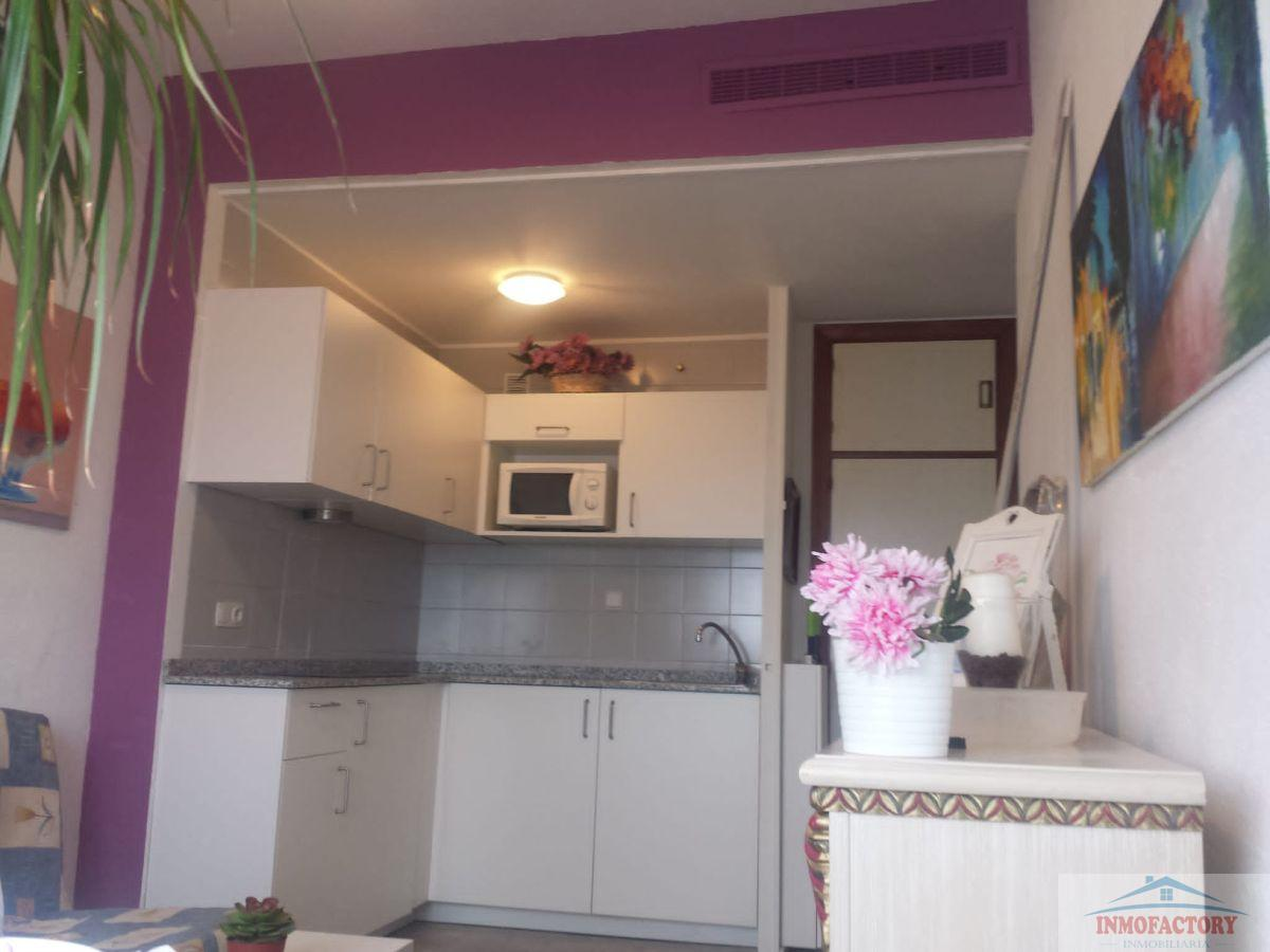 For rent of flat in Sevilla