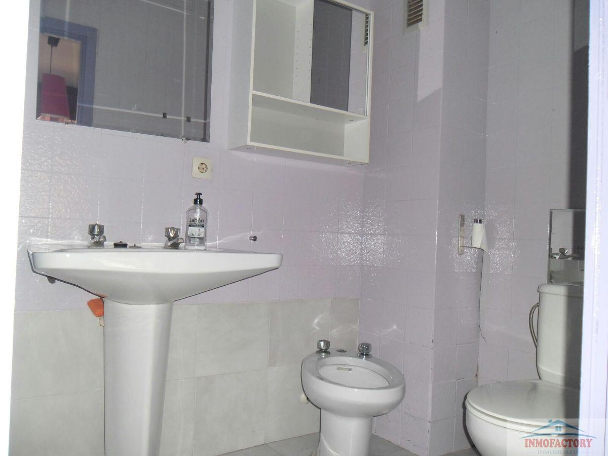 For rent of apartment in Sevilla
