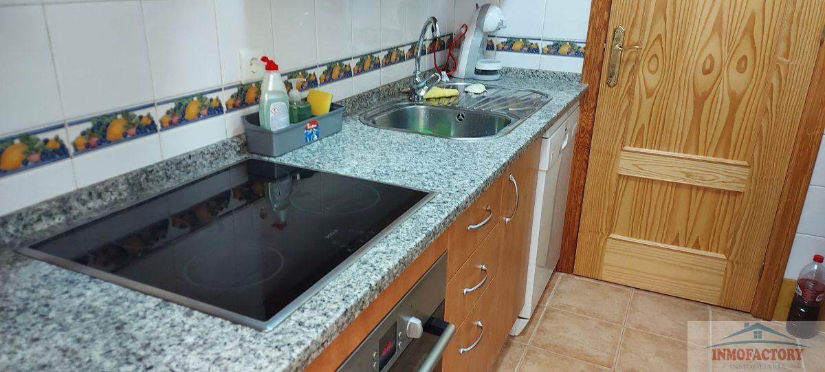 For sale of duplex in La Antilla