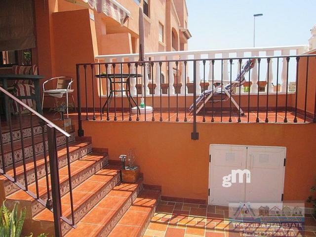 Verkoop van rijwoning  in Torrevieja