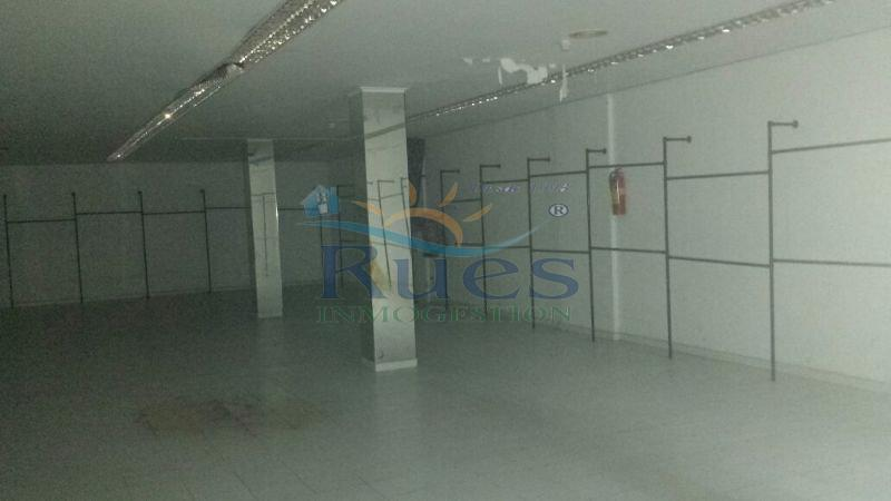For rent of commercial in Benicasim