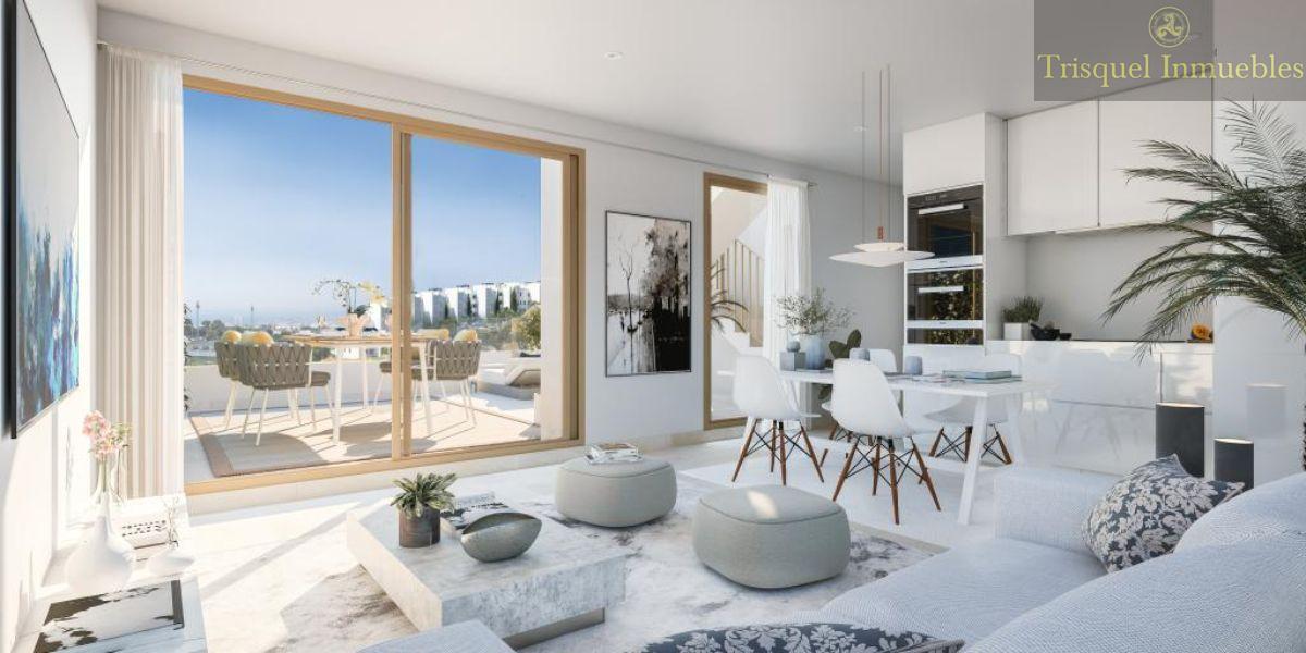 For sale of flat in Nerja