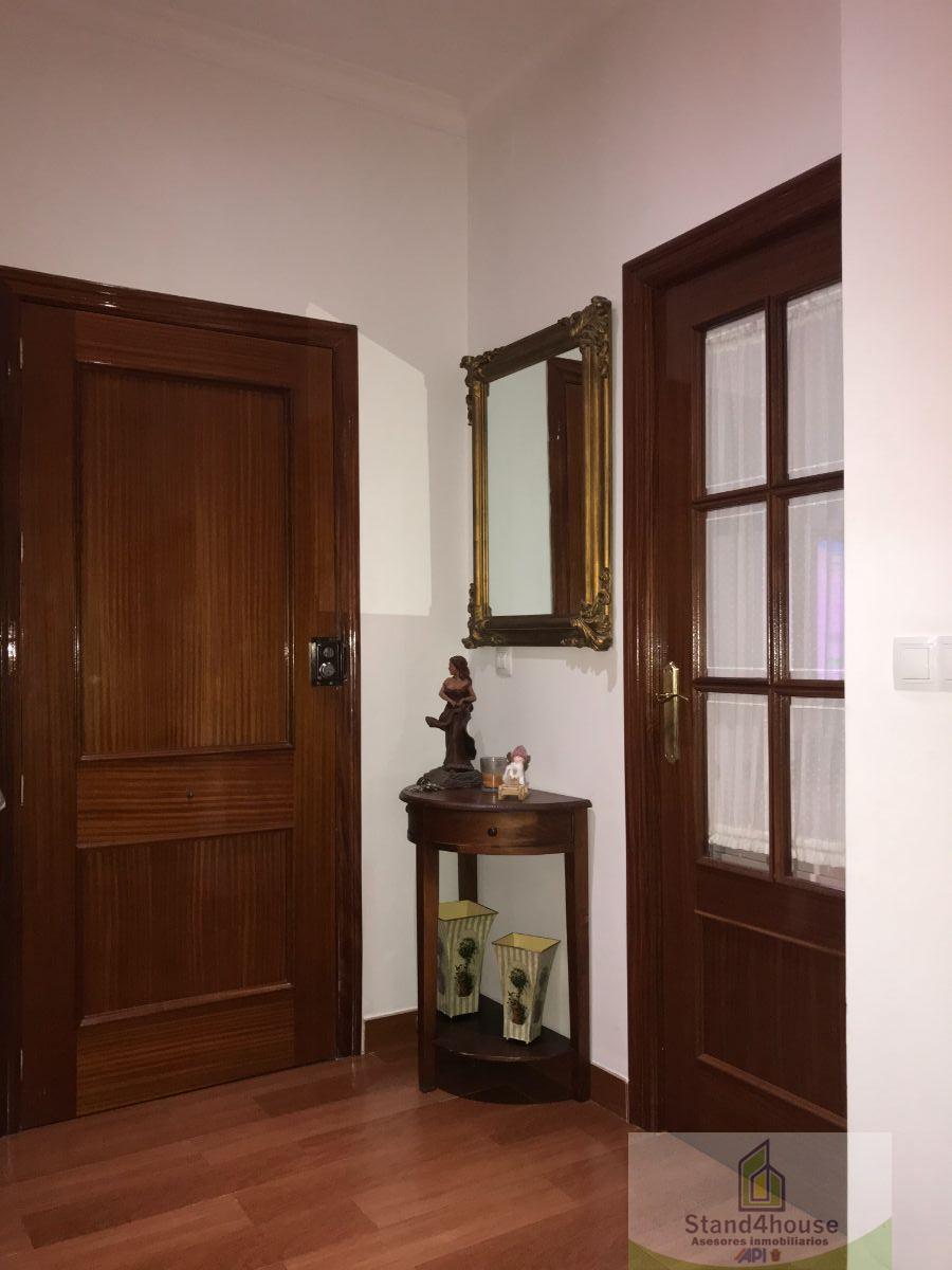 For sale of flat in La Palma del Condado