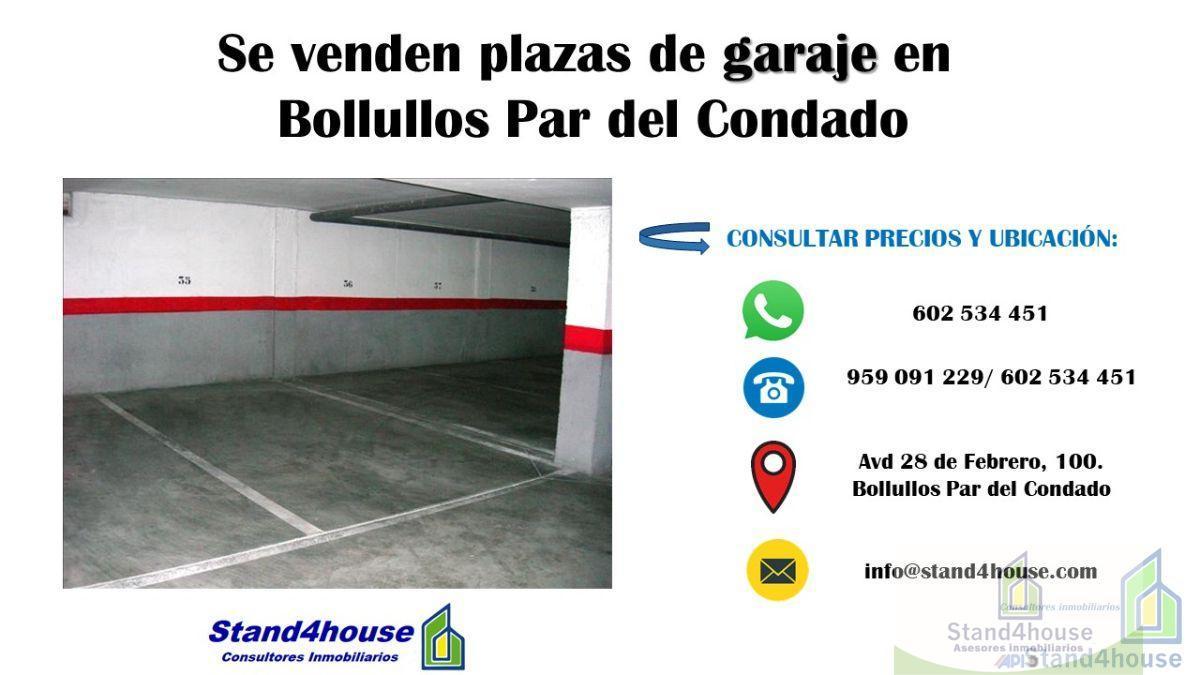 Zu verkaufen von garage in  Bollullos Par del Condado