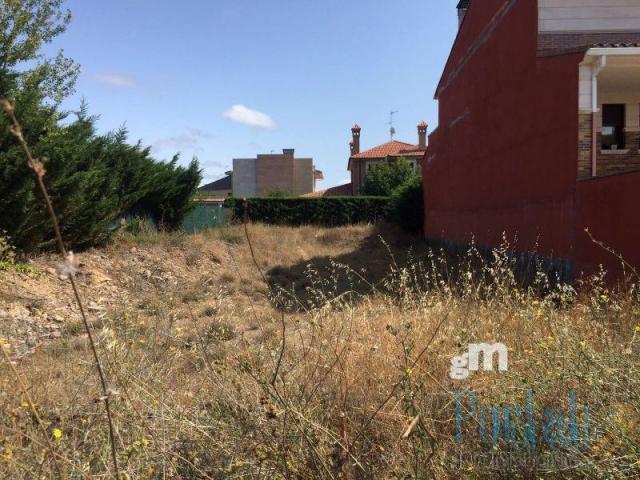 Venta de terreno en Burgos