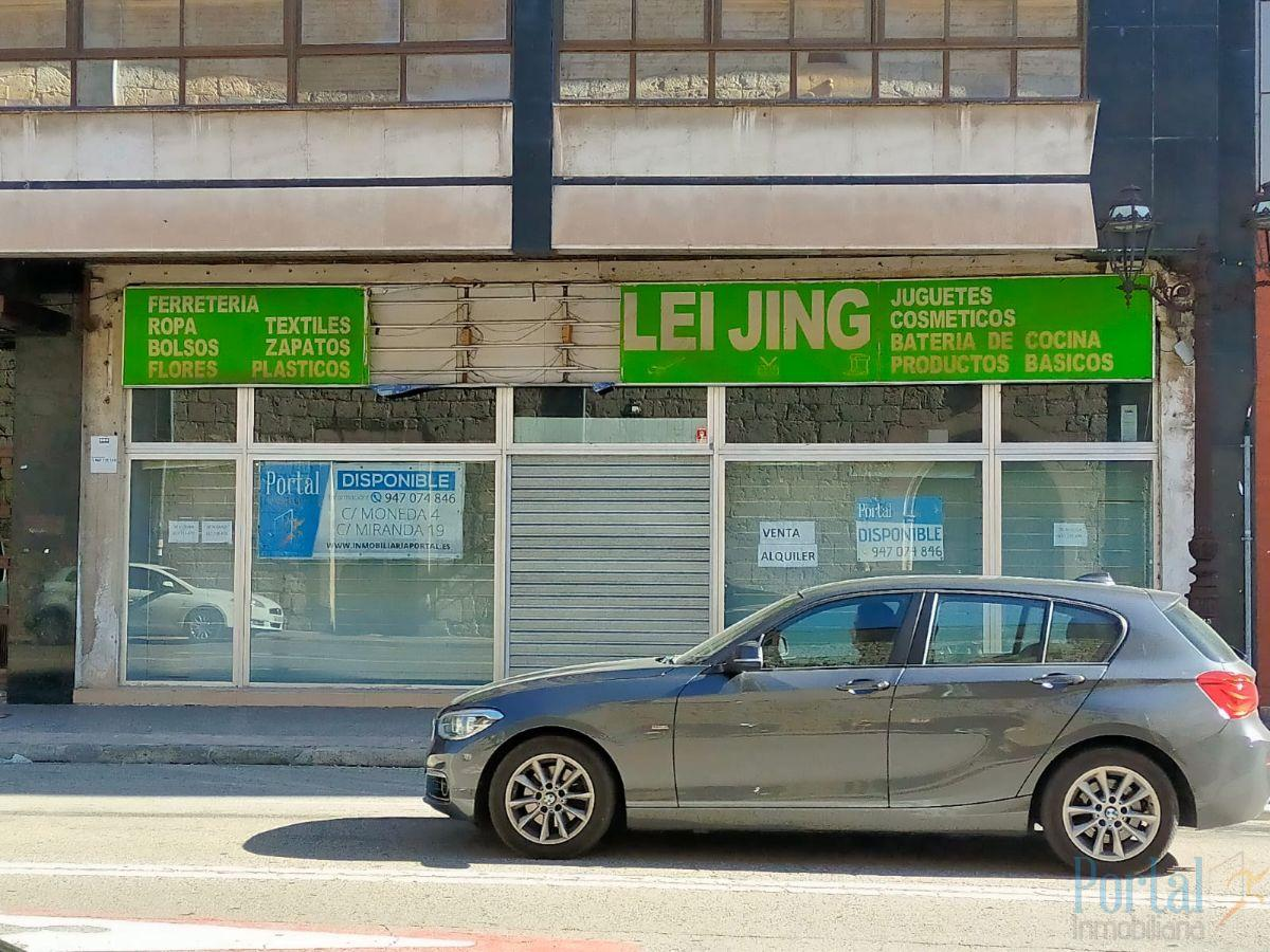 For rent of commercial in Burgos