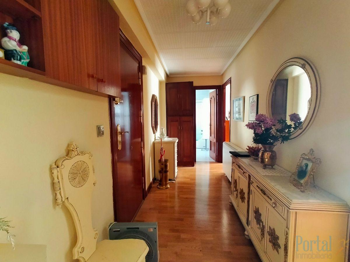 For sale of flat in Burgos