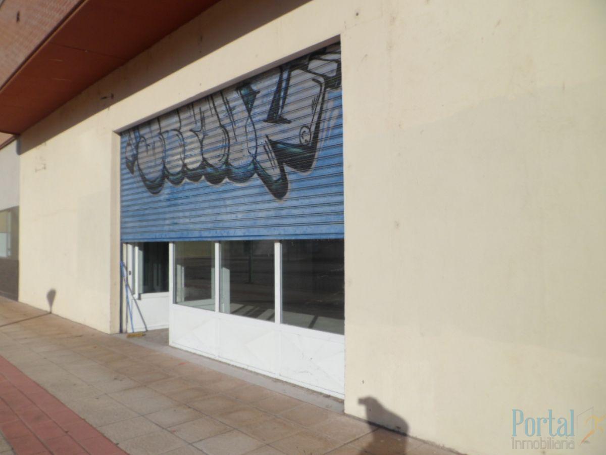 Venta de local comercial en Burgos
