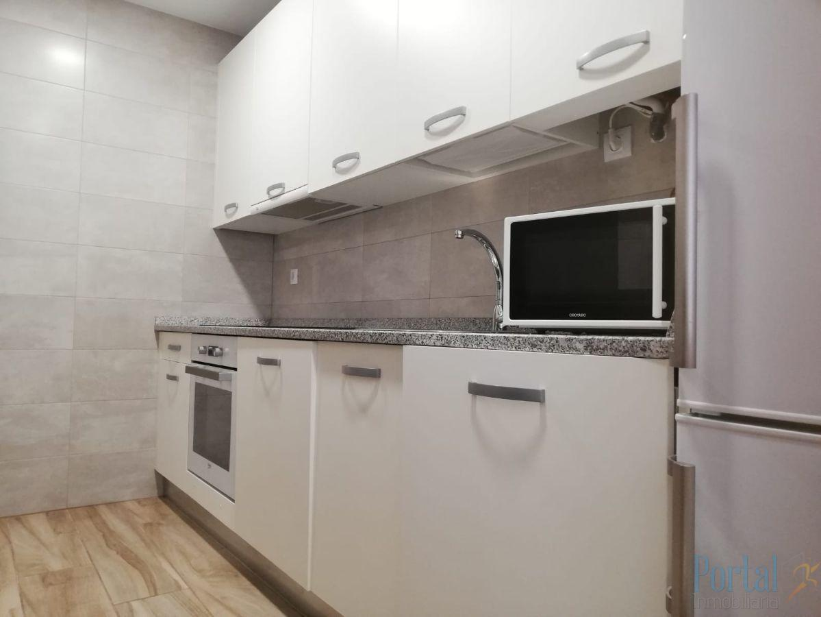 For rent of flat in Burgos