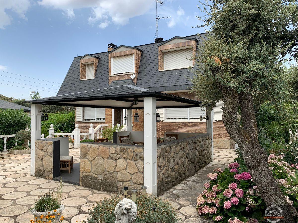 Venta de casa en Colmenarejo