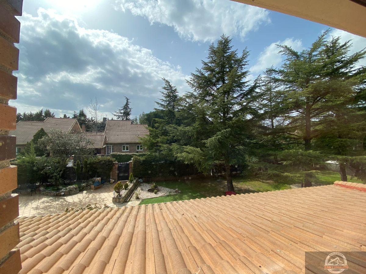 For sale of chalet in Galapagar