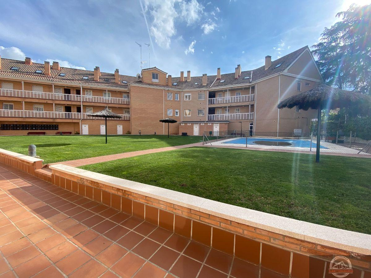 For sale of duplex in Torrelodones