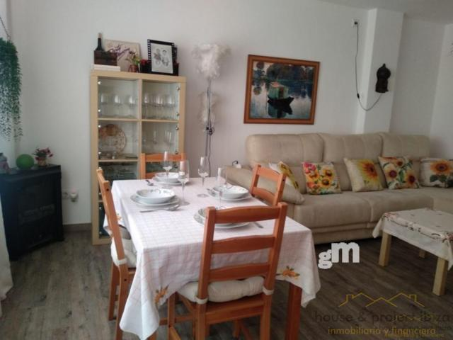 For sale of flat in Ibiza
