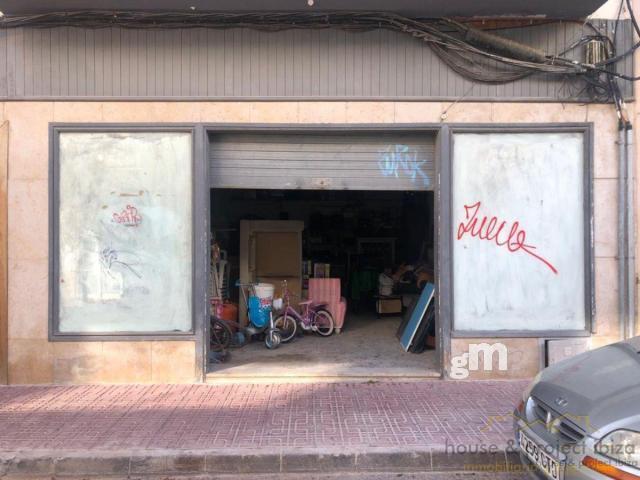 Venta de local comercial en Sant Antoni