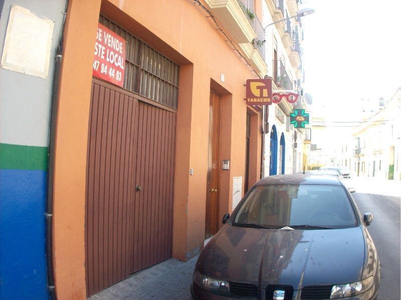 Venta de garaje en Jerez de la Frontera