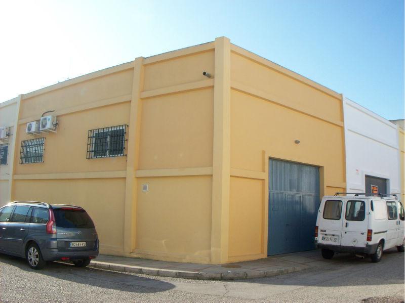 For rent of industrial plant/warehouse in Jerez de la Frontera