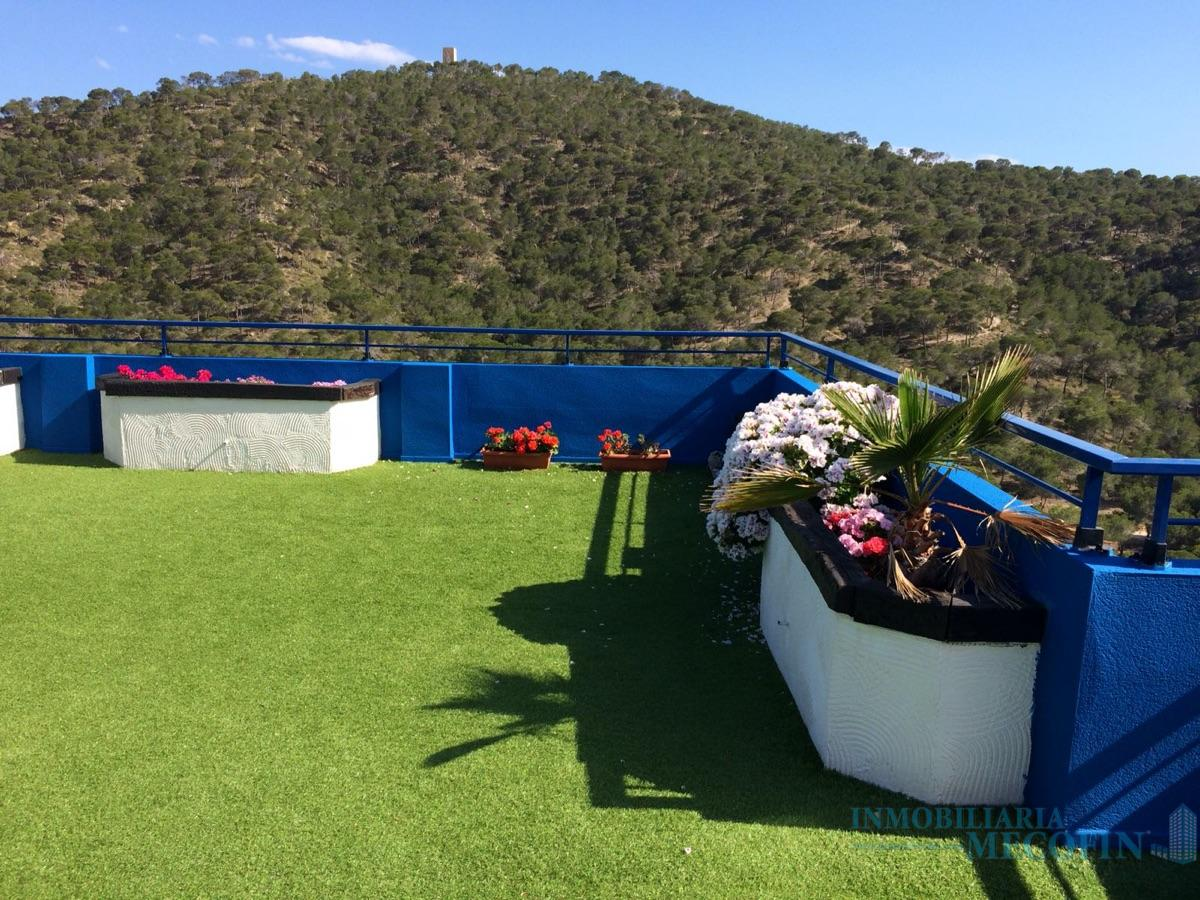 For sale of flat in Villajoyosa